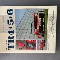 Triumph TR4-5-6 Book by Michael Richards
